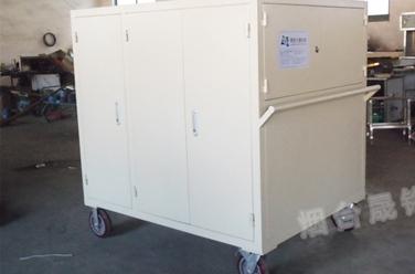 硫酸灌装案例:沙特阿拉伯醋酸乙酯定量加注车