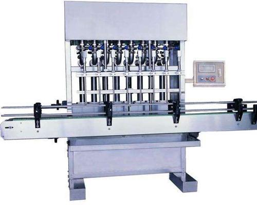 液体灌装机械
