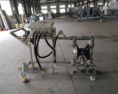 硝酸定量灌装