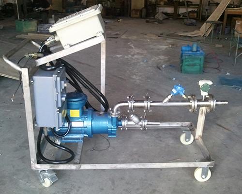 增塑剂灌装设备