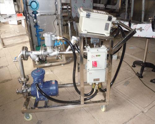 消毒剂分装25公斤桶设备