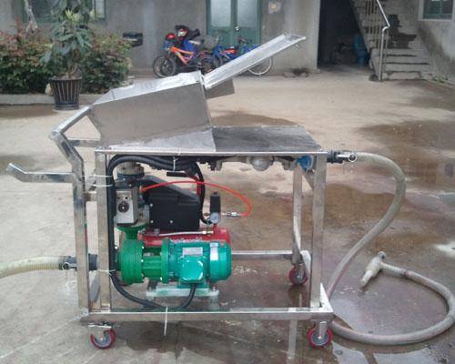 消毒剂定量灌装机