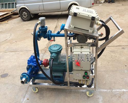 清洗剂分装30公斤桶灌装泵