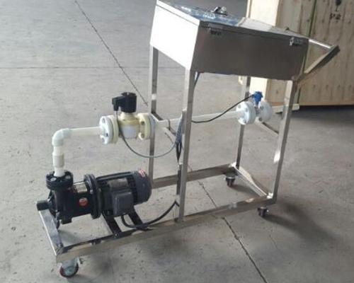 盐酸定量灌装大桶计量设备