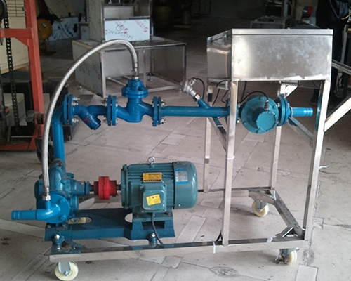 润滑油灌装设备