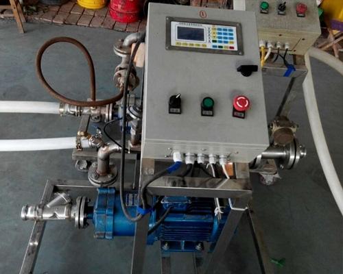 硫酸灌装设备