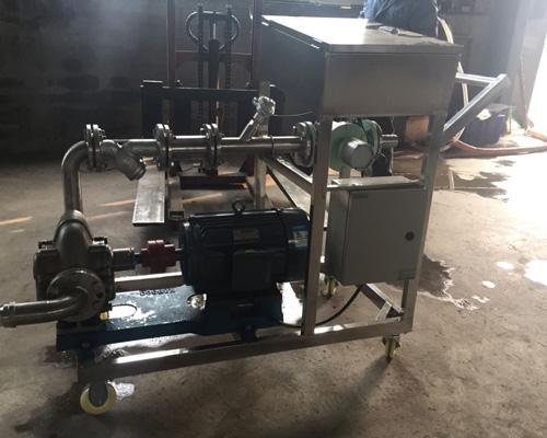 硫酸灌装200公斤桶