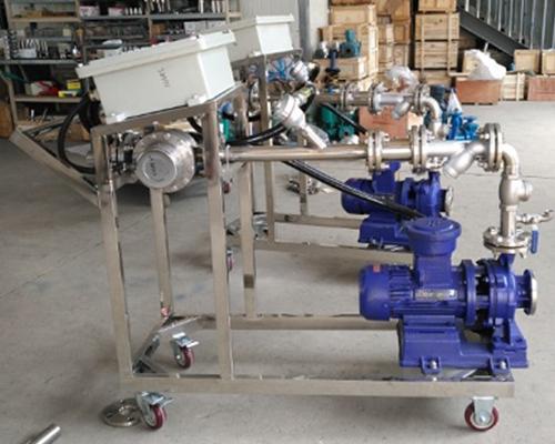 硫酸定量灌装设备