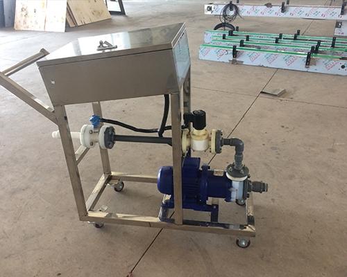 硫酸自动灌装设备