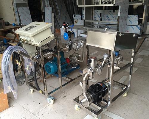 硝酸灌装设备