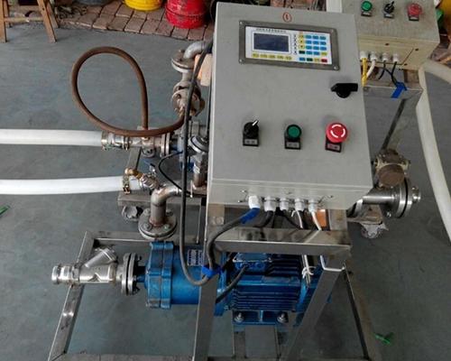 磷酸定量灌装机