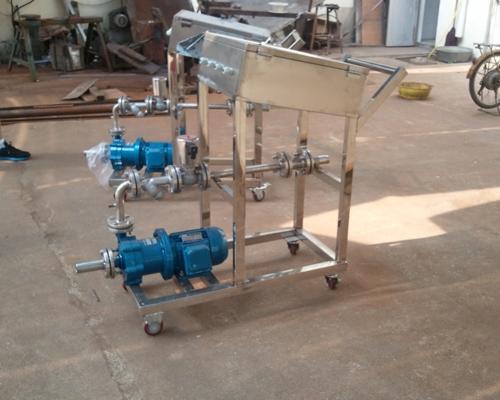 冰醋酸定量灌装设备
