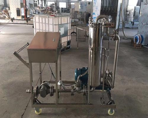 潍坊清洗剂灌装大桶设备