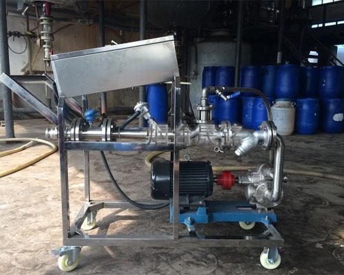 大桶定量灌装机