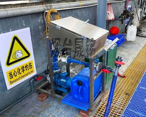 定量灌装200L大桶设备