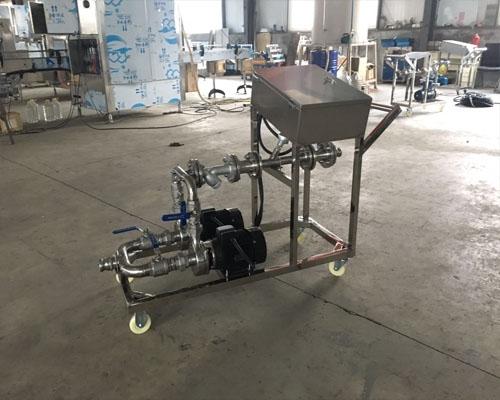 润滑油定量灌装机