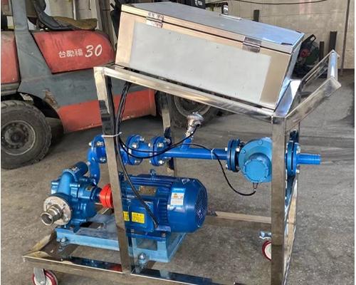 增塑剂灌装大桶定量计量设备