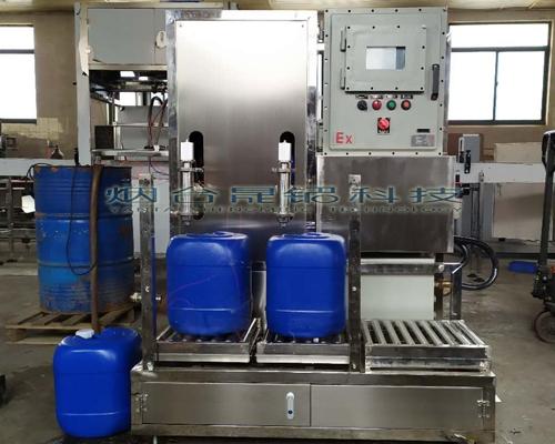 潍坊植物油自动灌装机