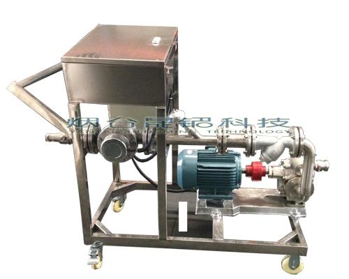 潍坊植物油定量灌装计量设备